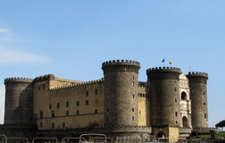 Castel Nuovo, Naples Royalty Free Stock Images