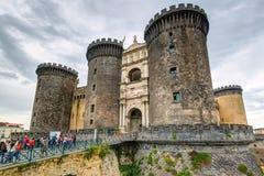 Castel Nuovo, Napoli, Italia Fotografia Stock