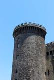 Castel Nuovo Tower Fotografia Stock Libera da Diritti