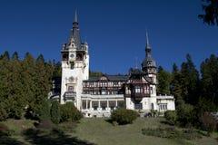 Castel Peles Στοκ Εικόνες
