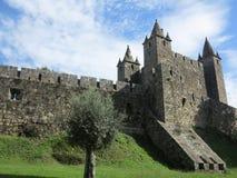 Castel Portugal Fotografering för Bildbyråer