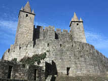 Castel, portugal Royalty Free Stock Photo