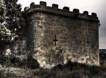 Castel Qannotta Stock Image