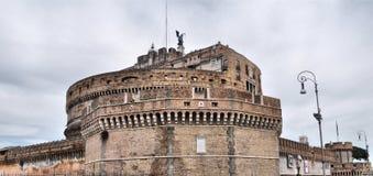 castel rome angelo sant Стоковые Фото