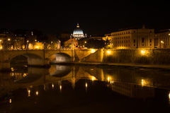 castel Rome d'Angelo sant Photo stock