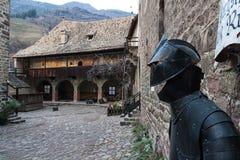 Castel Roncolo Royaltyfri Fotografi