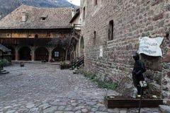Castel Roncolo zdjęcie stock