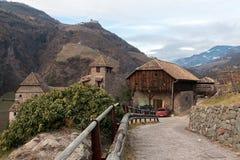 Castel Roncolo obraz royalty free