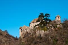 Castel Roncolo - Schloss Runkelstein Royalty Free Stock Image