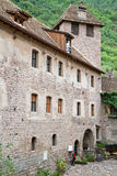 Castel Runkelstein near Bolzano, Italy Royalty Free Stock Photo