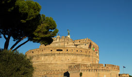 Castel S Angelo 2 fotografia stock