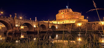 Castel saint'angelo Stock Image
