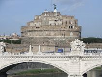 Castel Saint Angelo Stock Photography
