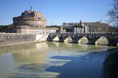 Castel San Angelo Royalty Free Stock Image