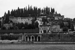 Castel San Pietro Hill, Verona Stock Photo
