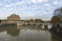 Castel Santâ-€™Angelo Lizenzfreie Stockbilder