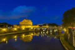 Castel Sant安吉洛 免版税库存照片