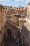 Castel Sant ' Ángel Imágenes de archivo libres de regalías