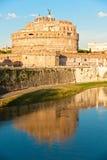 Castel Sant'angelo, Ρώμη, Ιταλία. Στοκ φωτογραφίες με δικαίωμα ελεύθερης χρήσης