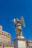 Castel Sant Angelo, Ρώμη, Ιταλία Στοκ φωτογραφία με δικαίωμα ελεύθερης χρήσης