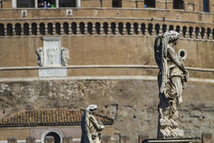 Castel Sant ` Angelo, Ρώμη, Ιταλία Στοκ Φωτογραφία