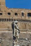 Castel Sant ` Angelo, Ρώμη, Ιταλία Στοκ Εικόνα