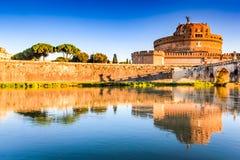 Castel Sant Angelo, Ρώμη, Ιταλία Στοκ Φωτογραφίες