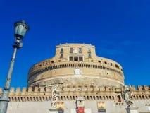Castel Sant& x27  Angelo, Ρώμη Στοκ φωτογραφία με δικαίωμα ελεύθερης χρήσης