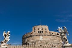 Castel Sant ` Angelo, Ρώμη Στοκ Φωτογραφία