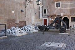 Castel Sant ` Angelo, Ρώμη Στοκ Φωτογραφίες