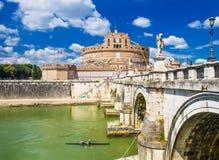 Castel Sant ` Angelo, Ρώμη Στοκ φωτογραφία με δικαίωμα ελεύθερης χρήσης