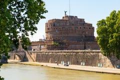 Castel Sant ` Angelo στη Ρώμη, Ιταλία Στοκ Εικόνα