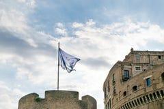 Castel Sant ` Angelo στη Ρώμη Στοκ Φωτογραφίες