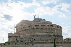 Castel Sant ` Angelo στη Ρώμη Στοκ εικόνες με δικαίωμα ελεύθερης χρήσης