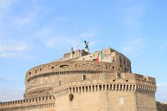 Castel SantÂ'Angelo 库存照片