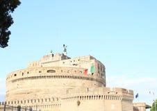 Castel SantÂ'Angelo 图库摄影