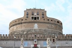 Castel SantÂ'Angelo Lizenzfreie Stockfotos