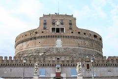 Castel SantÂ'Angelo 免版税库存照片