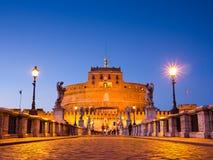 Castel Sant'Angelo Στοκ Φωτογραφίες