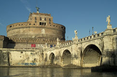 Castel Sant'Angelo 2 Stock Photo