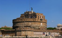 Castel Sant' Angelo. Stock Images
