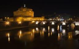 Castel Sant'Angelo Royalty Free Stock Image