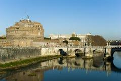 Castel Sant \ 'Angelo Photos libres de droits