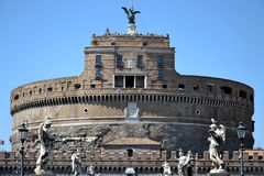 Castel Sant Angelo Royalty Free Stock Photo