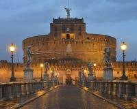 Castel sant'Angelo Zdjęcie Stock