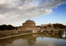 Castel Sant Angelo Stock Images