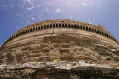 Castel Sant'Angelo Royalty-vrije Stock Afbeeldingen