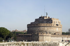 Castel Sant ' Angelo Photo libre de droits