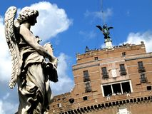 Castel Sant'Angelo Στοκ Εικόνες