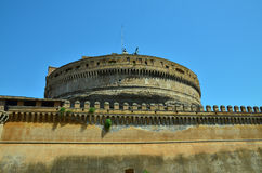 Castel Sant'Angelo Στοκ φωτογραφίες με δικαίωμα ελεύθερης χρήσης